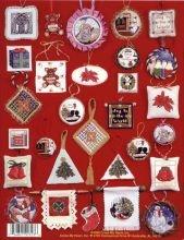 Журнал Cross my heart_CSB-197 Christmas Ornaments Plain & Fancy