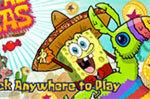 Игра Спанч Боб гонки в Мексике (Piatas Locas)