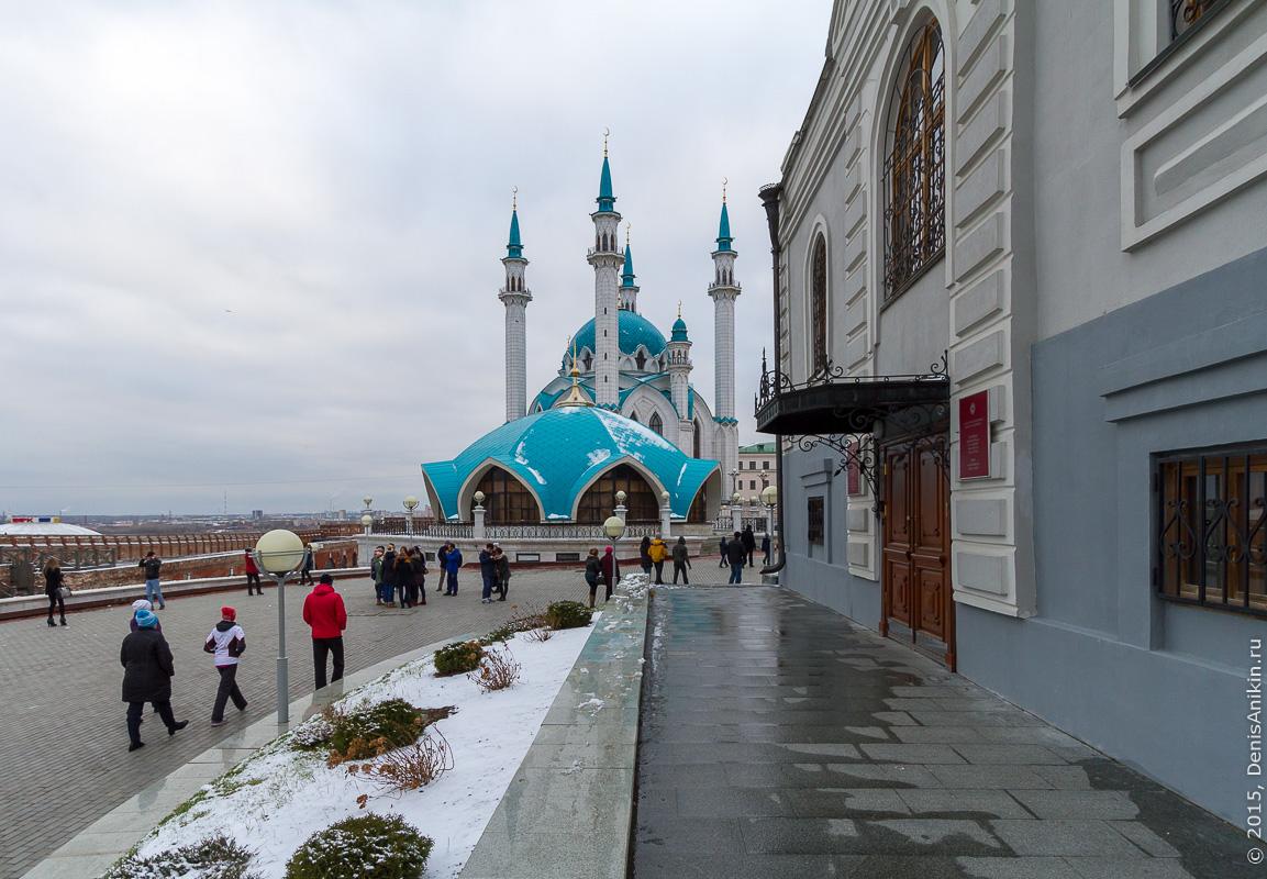 Казанский кремль 10