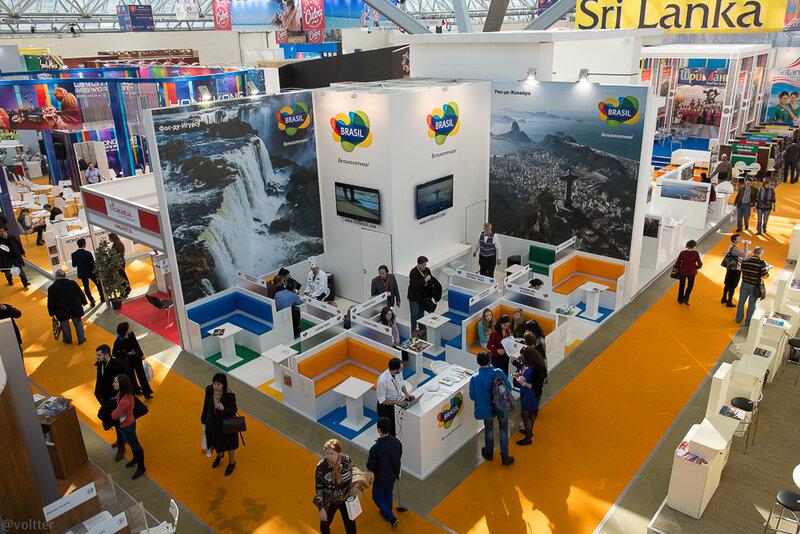 Выставка MITT 2014 Путешествия и туризм, Москва