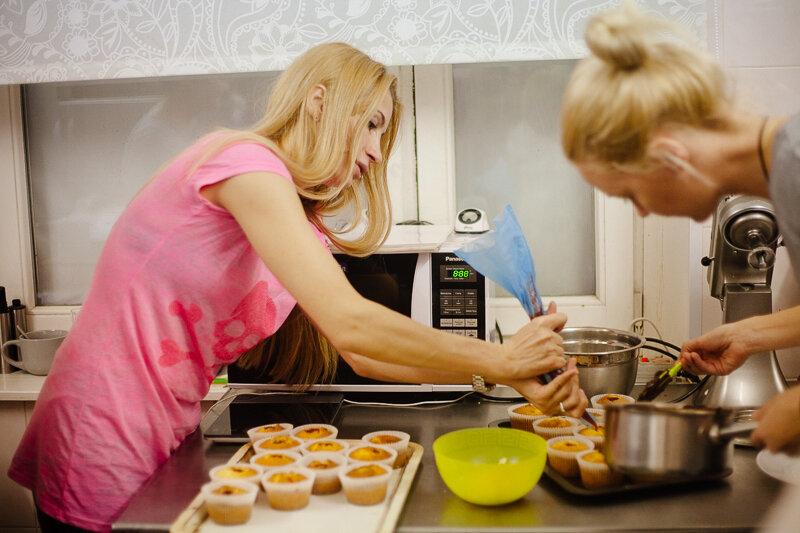 мастер-класс выпечка