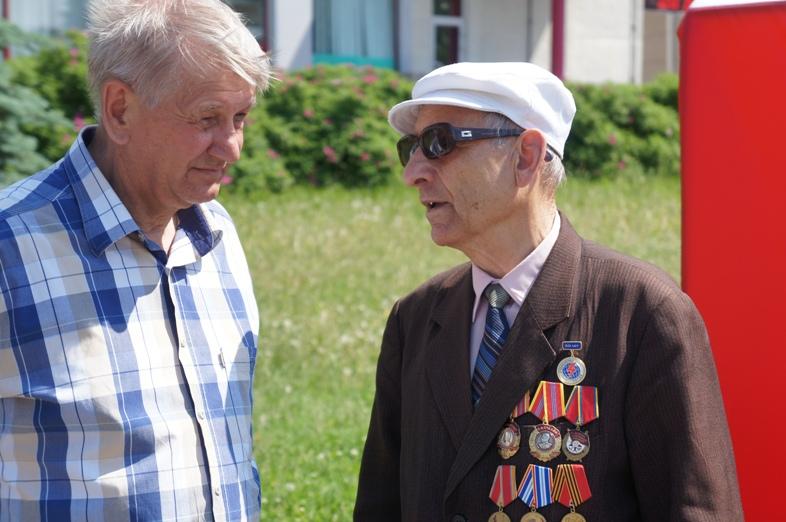 Пикет в Томске 22 июня 08
