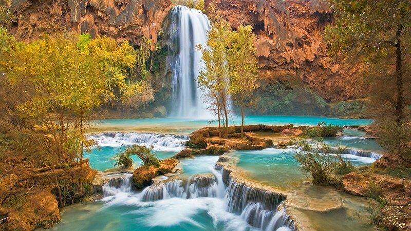 Водопад Хавасу, Гранд-Каньон