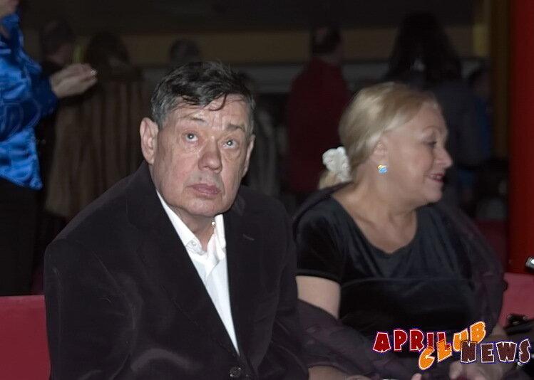 Людмила Поргина, Николай Караченцов