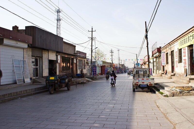 укрепленный горд Ваньцюань (Wanquan)