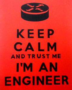 keep kalm and trust me