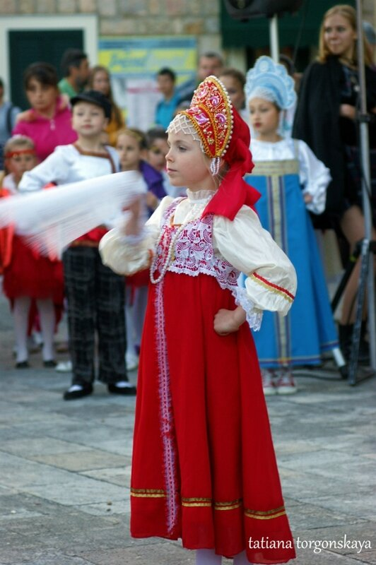 Концерт на площади Белависта