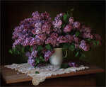 Сирень в цвету Автор Tatyana_SK