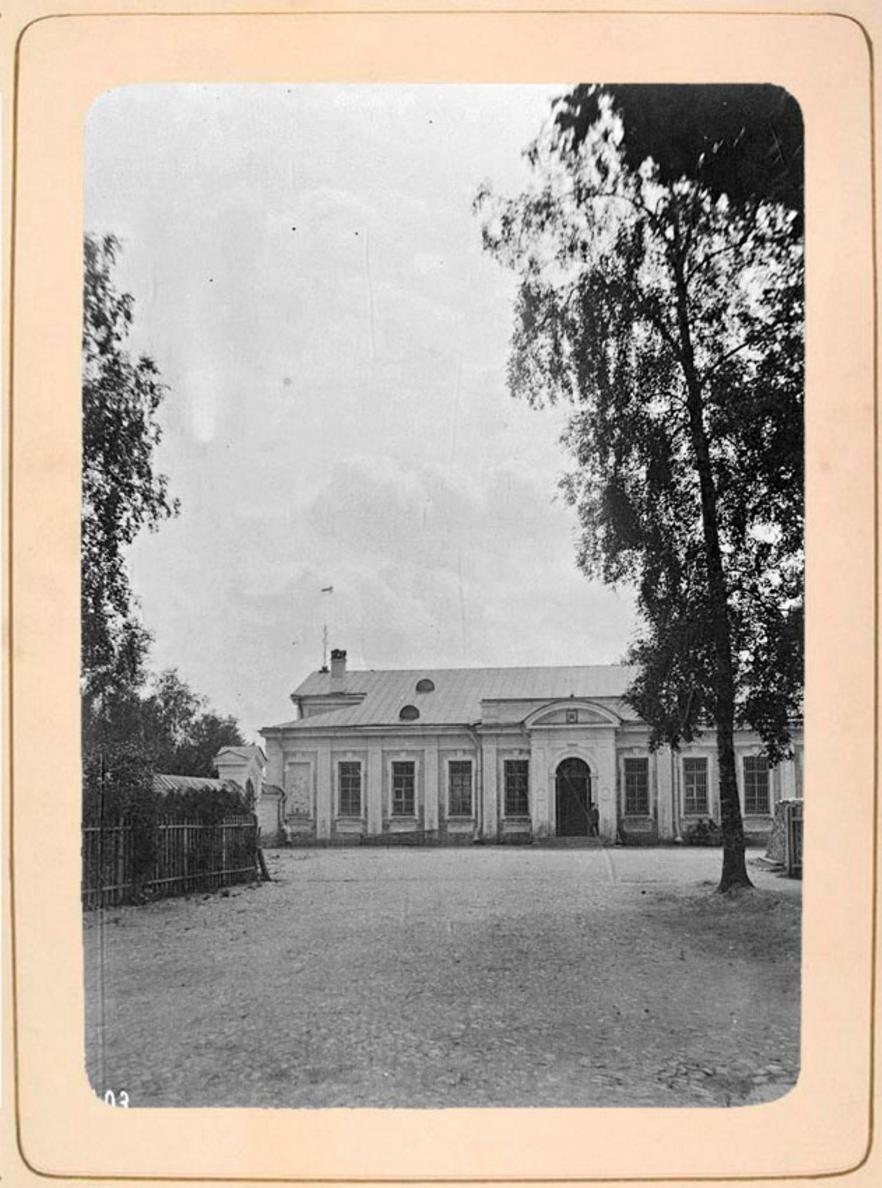 31. Исидоровская церковь