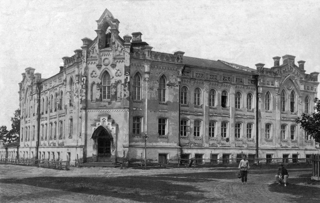 Ремесленное училище Маклакова