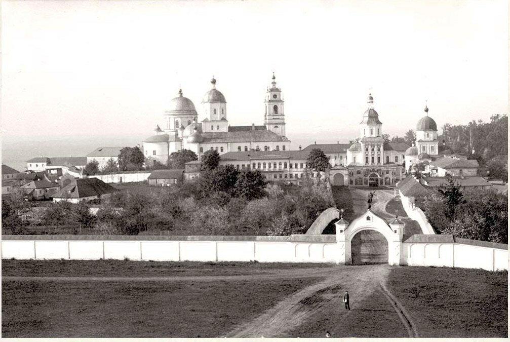 с.Новая Слобода, Софрониевский монастырь