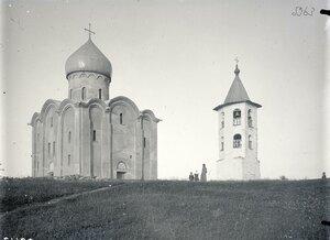 Церковь Спаса на Нередице после реставрации 1903-1904 гг.