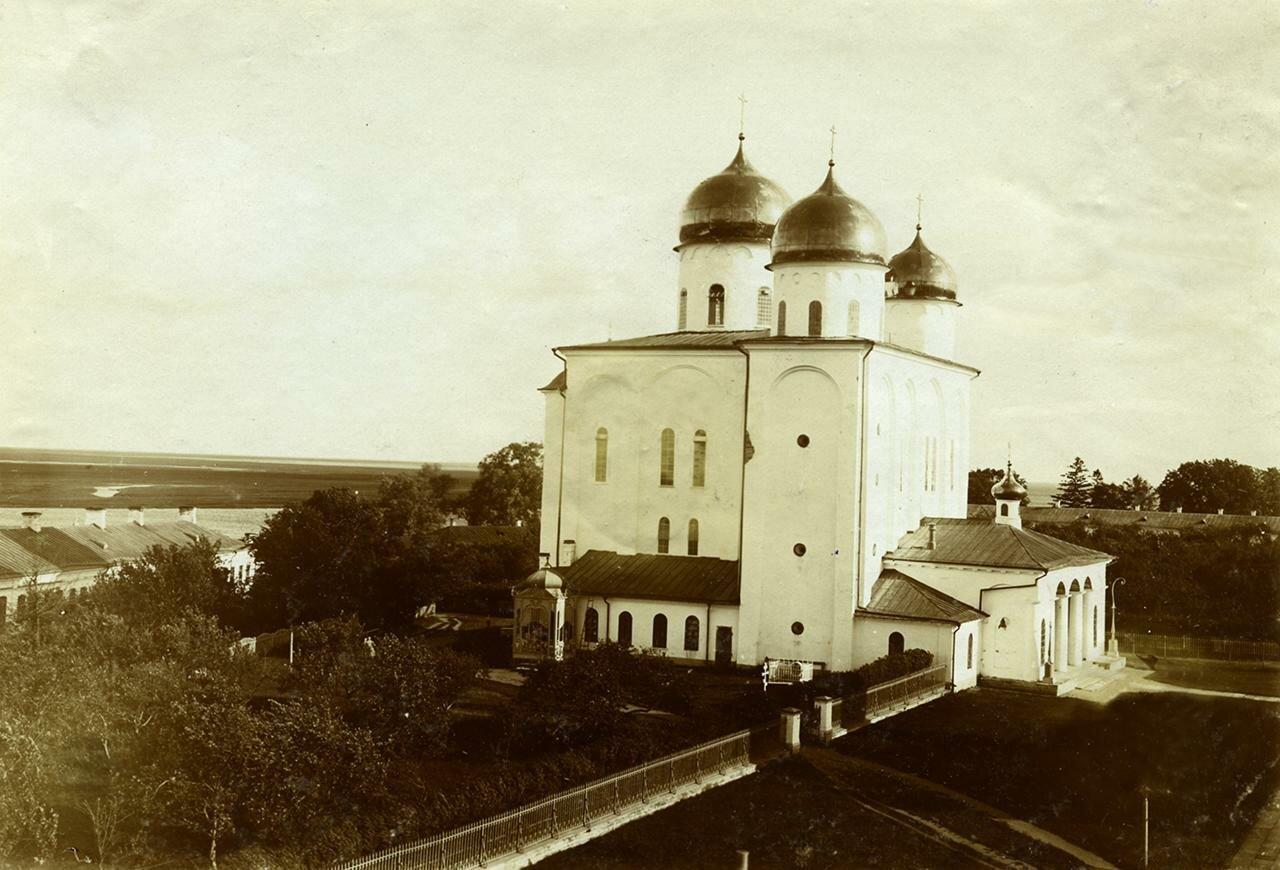 Юрьев монастырь. Георгиевский собор