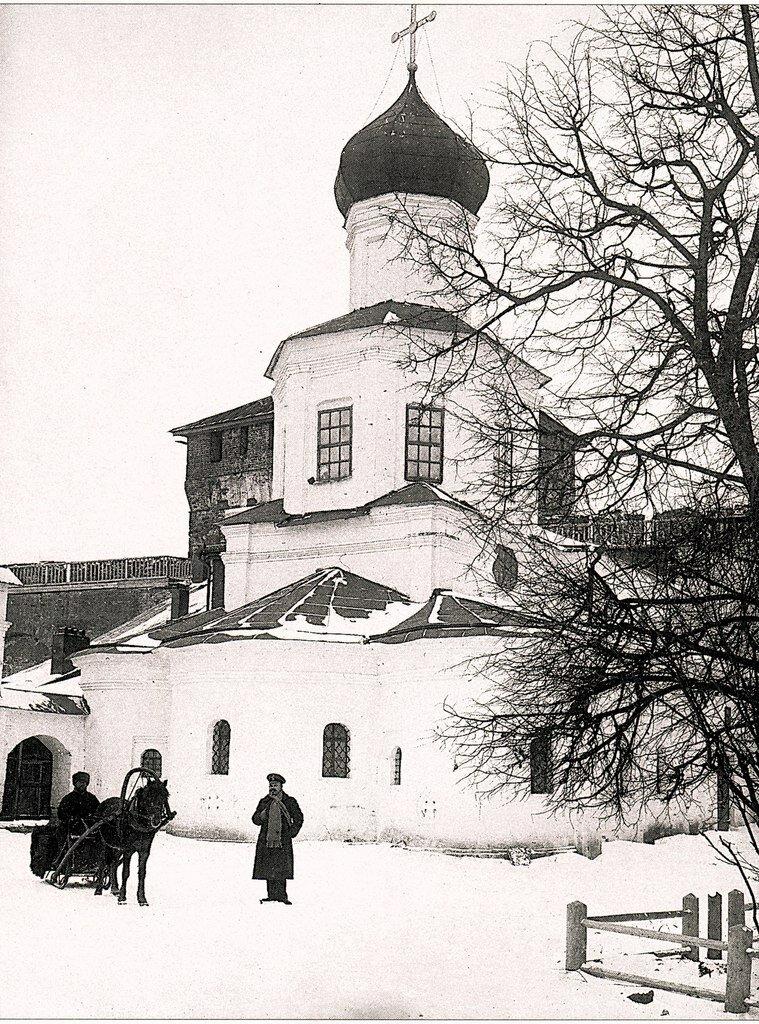 Покровская церковь.1911