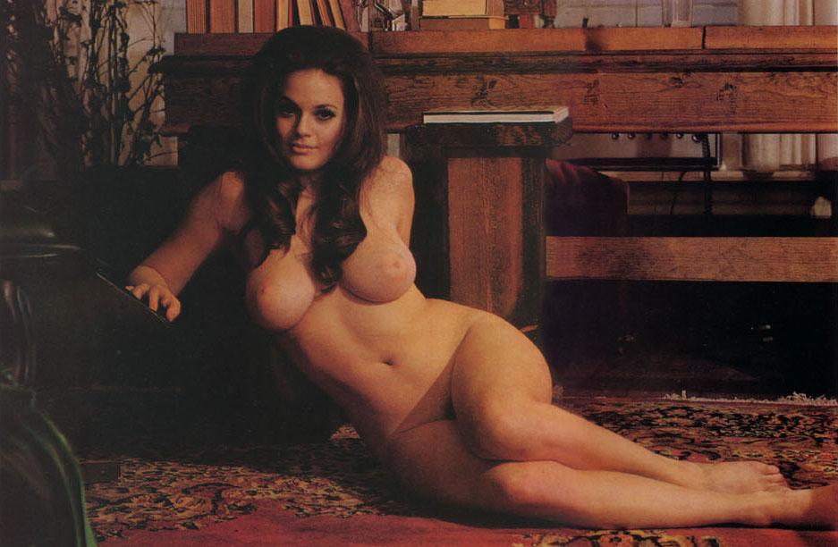 Американская модель Carol Imhof - секс-символ 1970-х.
