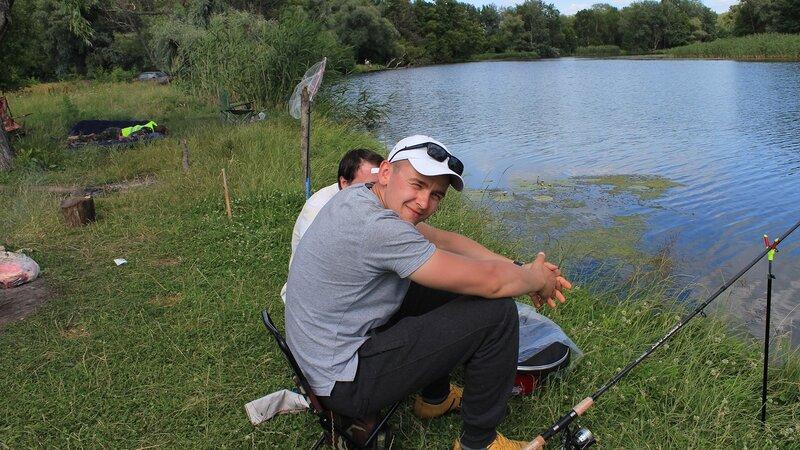Машково рыбалка без границ
