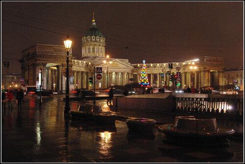 Саннкт-Петербург. 7 января 2014.