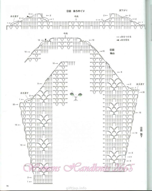 Womens Handknits 2665