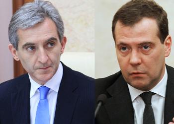 В Сочи Лянкэ обсудит с Медведевым отмену эмбарго на вино