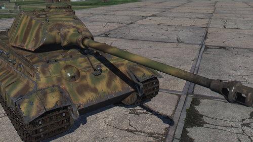 Скриншоты наземки War Thunder
