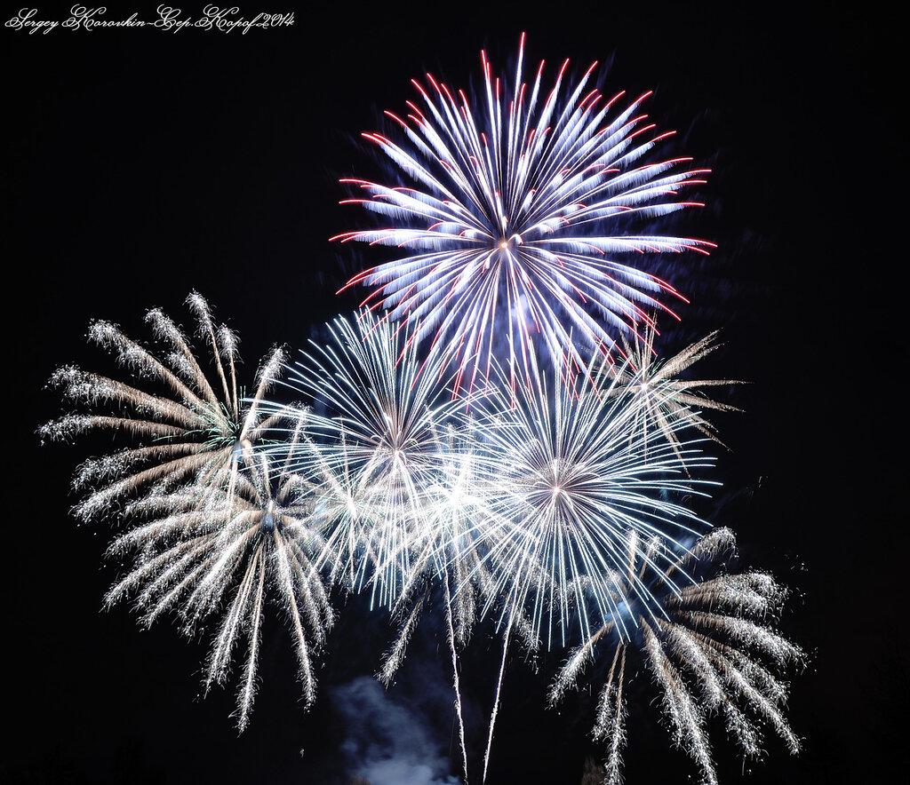 Новый год 2014,Парк Нагатинская пойма,№7