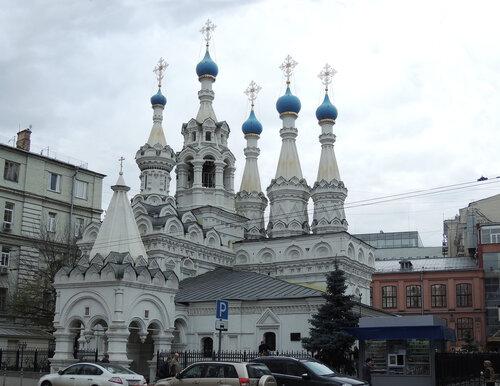 Церковь Рождества Пресвятой Богородицы, что в Путинках