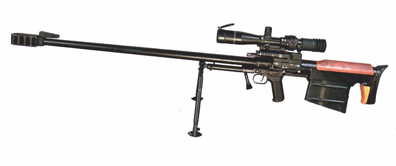 Тогда разрабатываемой винтовке
