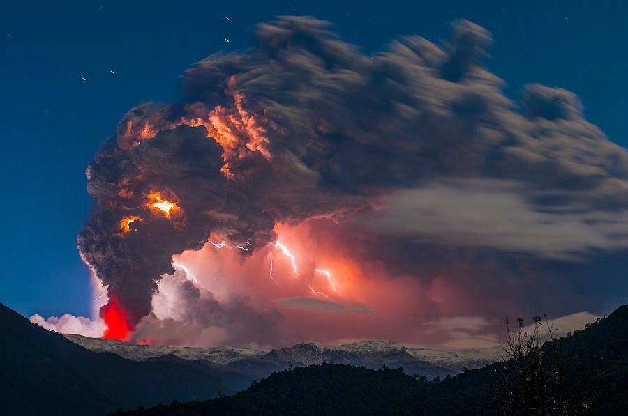 Природные спецэффекты от Франциско Негрони (13 фото)