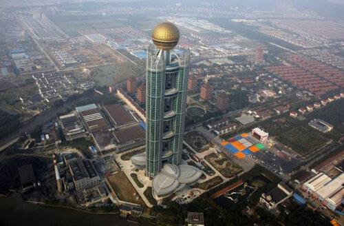 Китайские пятизвездочные отели понизили свой рейтинг