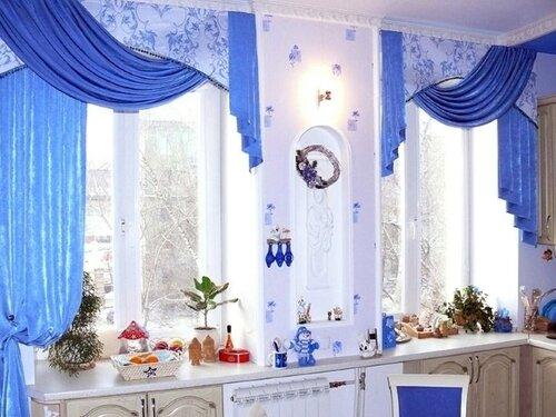 Выбор штор под стиль своего жилья