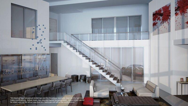 Роскошный особняк с лифтом для автомобилей