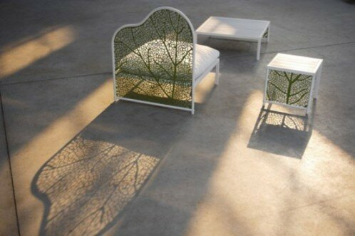 Дачная мебель элегантного дизайна