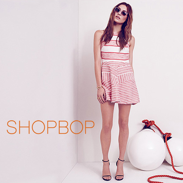 ASOS on-line shop