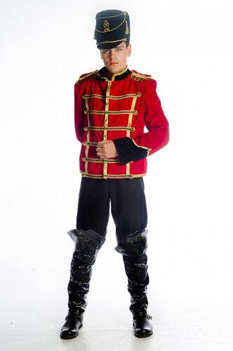 Мужской карнавальный костюм Гусар