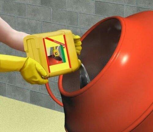 введение ускорителей в бетонную смесь