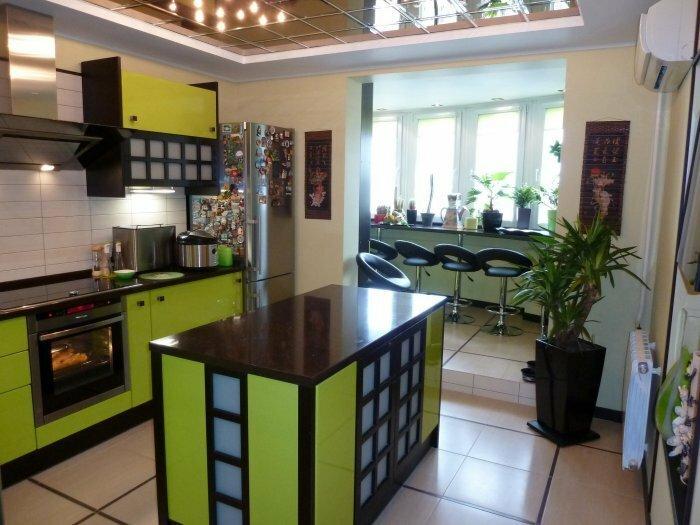 Дизайн 3-комнатной квартиры копэ-м-парус