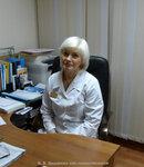 Валентина Дударева, зав. поликлиникой №14 ф-2
