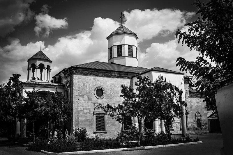 Армянская церковь Сурб Никогайос