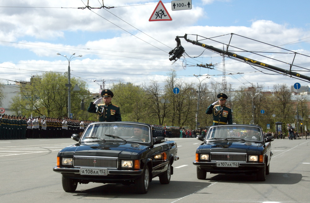 Волга-кабриолет