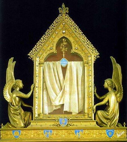 Плат Пресвятой Богородицы