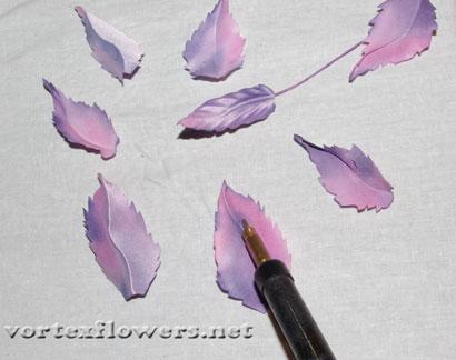 Как сделать староанглийскую розу из ткани
