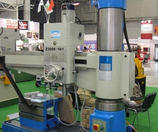 Boring machine,