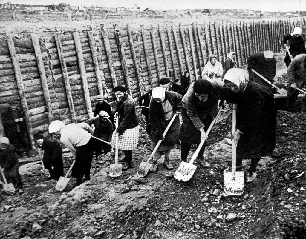 Фотографии блокадного Ленинграда, фото блокады, дети в