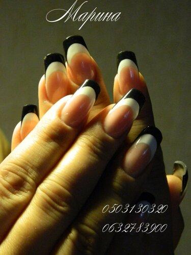 Наращивание ногтей Чернигов