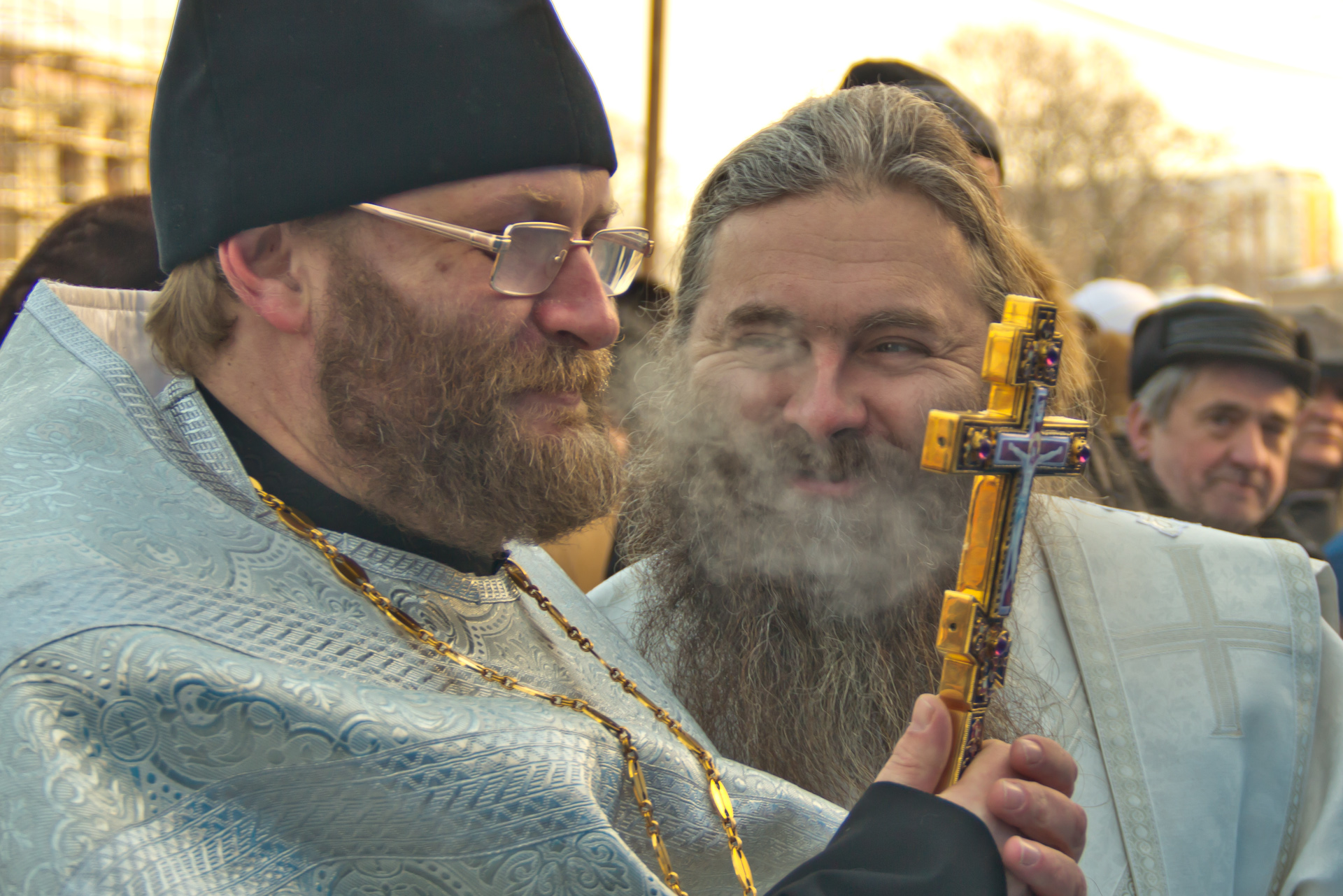 Крещенский сочельник 18 января 2014