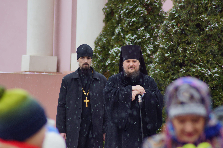 Рождественский праздник 12 января 2014