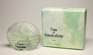 """Парфюм №26 - """"L'Eau de Franck Olivier"""" от Franck Olivier"""