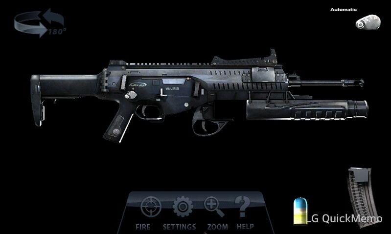 Оружейка. Итальянский автомат Беретта ARX-160