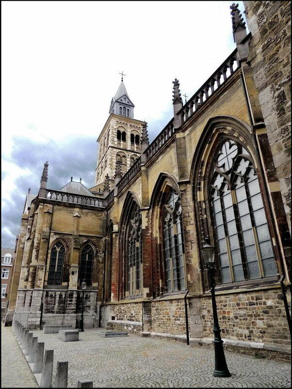 Maastricht 7277 Sint-Servaasbasiliek