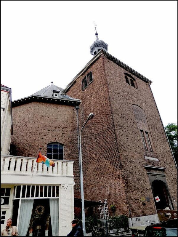 Maastricht 7339 Gereformeerde Kerk